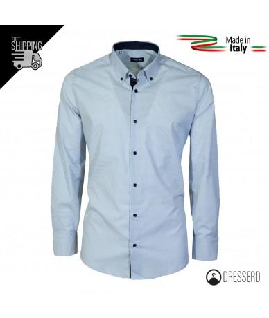 Camicia uomo regular fit...