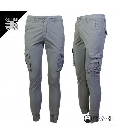 Pantalone uomo con tasconi...