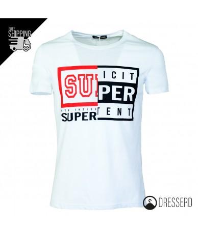 T-shirt uomo 100% cotone...