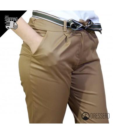 Pantalone donna in cotone...