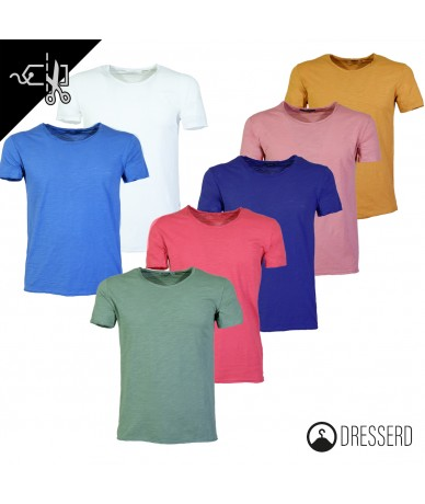 T-shirt cotone senza stampe...