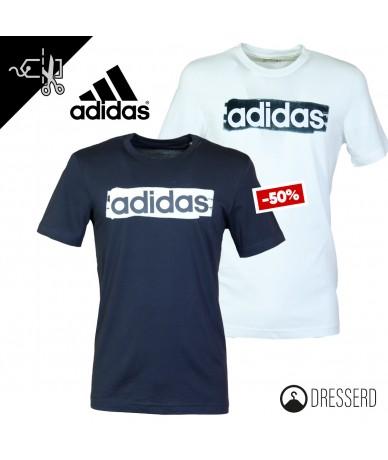 T-shirt uomo Adidas tinta...