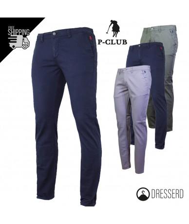 Pantalone da uomo P-CLUB...