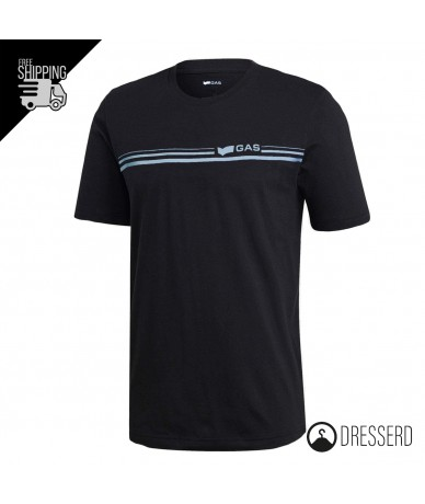 T-shirt da uomo GAS con...