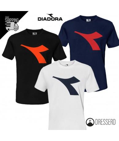 T-shirt DIADORA uomo in...