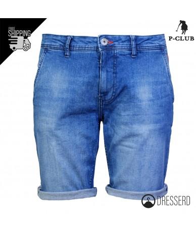 Bermuda di Jeans P-CLUB...