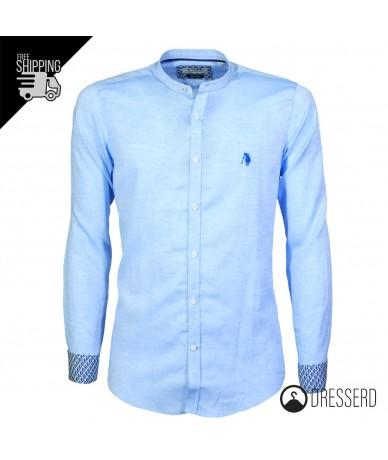 Camicia di lino P-CLUB uomo...