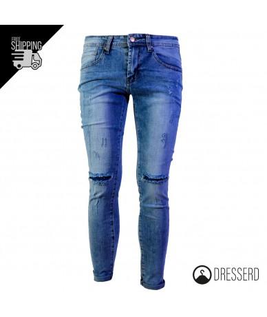 Jeans uomo Denim con...