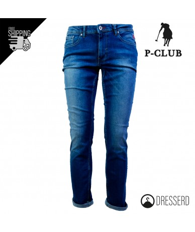 Jeans uomo P-Club Regular...