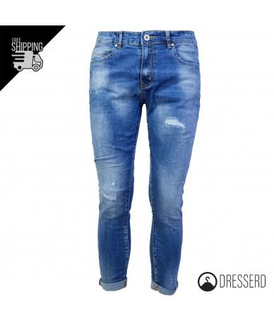 Jeans Uomo Slim Fit modello...