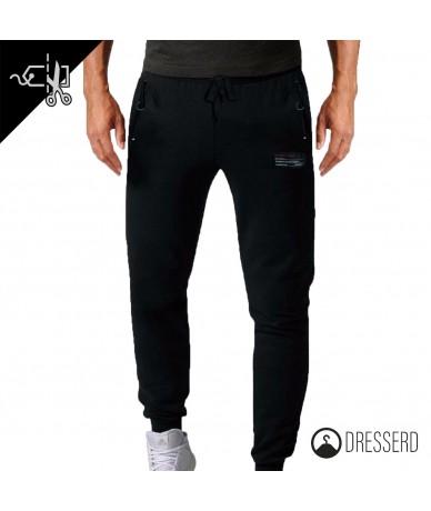 Pantalone di tuta con zip...
