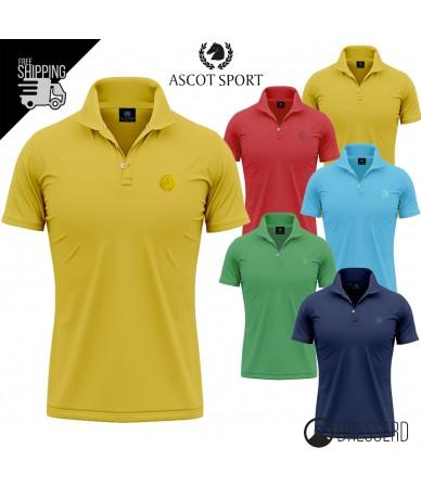 Polo Uomo Ascot Sport 100%...
