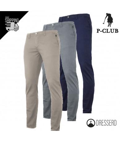 Pantalone Uomo P-CLUB tasca...