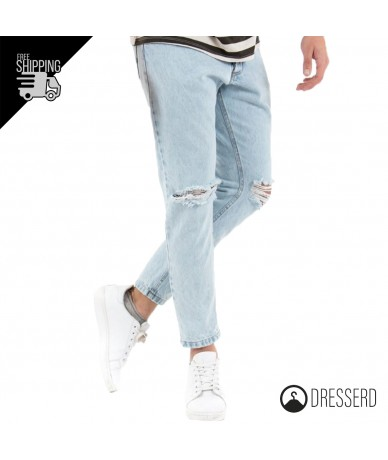 Jeans Uomo Lungo Pantalone...
