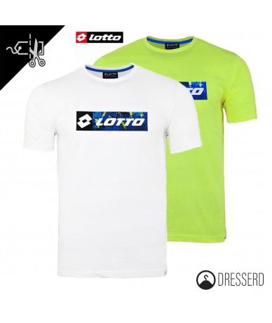 T-Shirt LOTTO Uomo 100%...