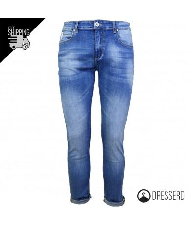 Jeans Uomo Dresserd Regular...