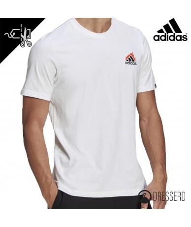 T-Shirt Uomo ADIDAS 100%...
