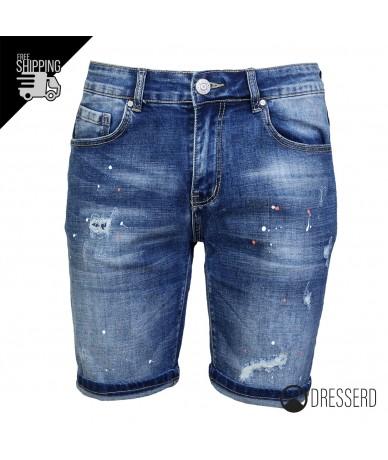 Bermuda Jeans Uomo Dresserd...