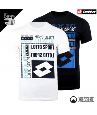 T-Shirt Uomo LOTTO Tee...