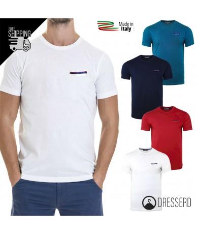 T-Shirt Uomo Tinta Unita...