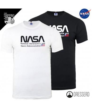 T-Shirt Uomo Nasa 100%...