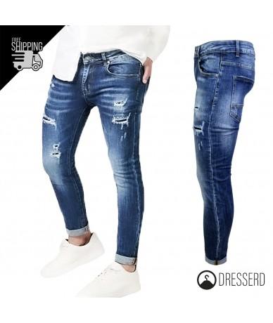 Jeans Uomo Slim Fit...