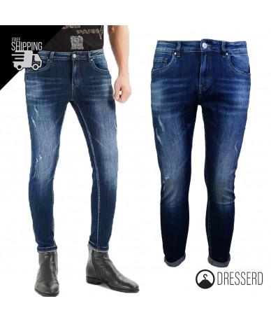 Jeans Uomo Dresserd Slim...