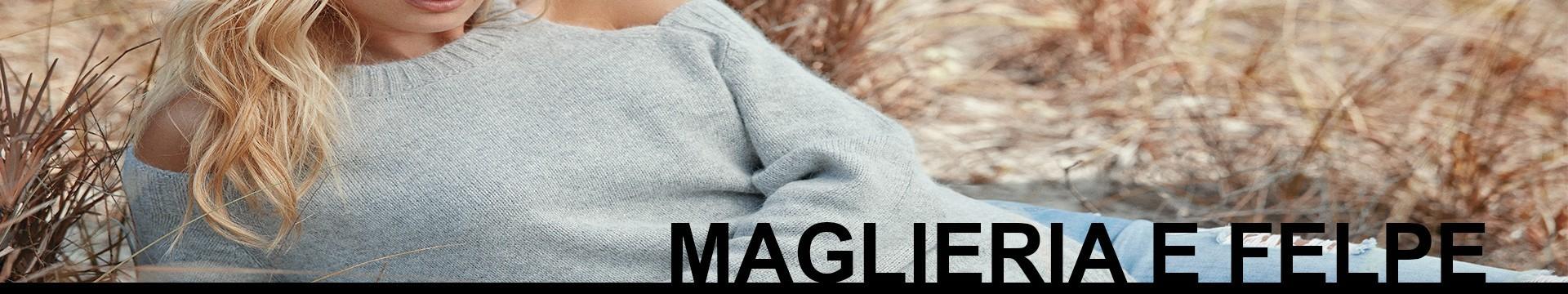 Maglieria e Felpe
